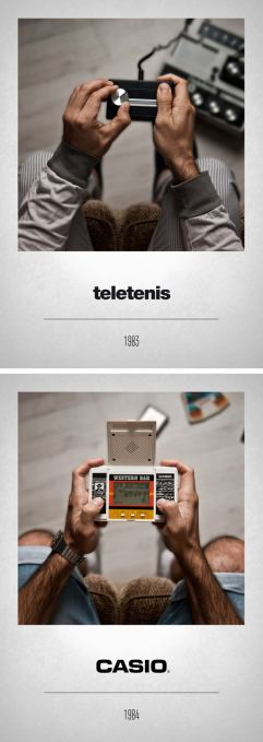 1983 Teletennis - 1984 Casio