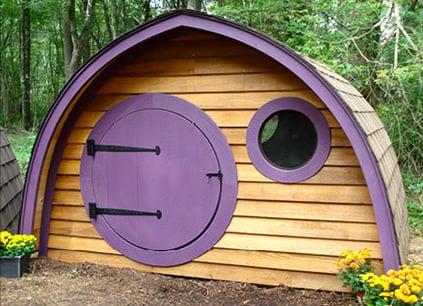 Cabane Hobbit des cabanes de hobbits, pour enfants – guide du parent galactique
