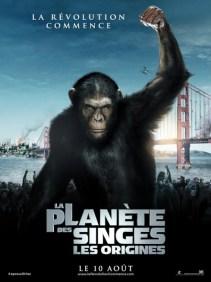 La Planète des Singes - Les Origines