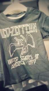 T-Shirt bébé Led Zeppelin
