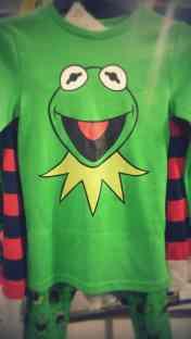 Pyjama enfant Kermit