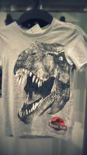 T-Shirt enfant Jurassic Park