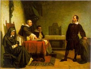 Galilée Vs. L'Inquisition