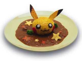 Curry Pikachu