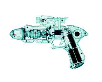 xray pistolet 2