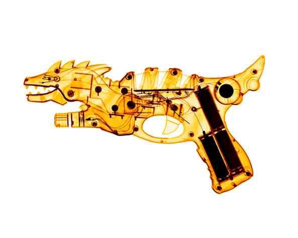 xray pistolet dragon