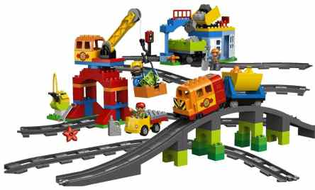 Train Duplo