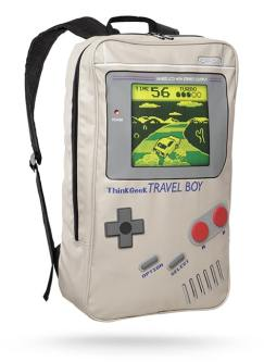 sac à dos game boy
