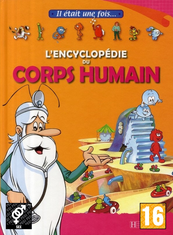 PEGI Encyclopédie du corps humain