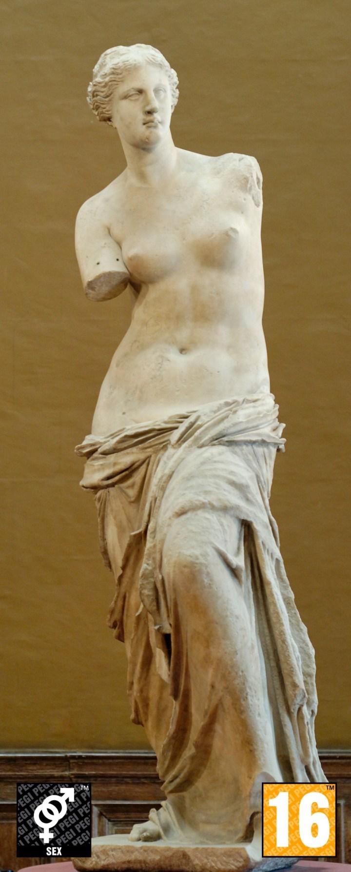 PEGI Venus de Milo