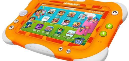 Tablette Nickelodeon