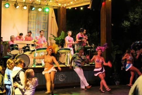 Efteling - Musique brésilienne