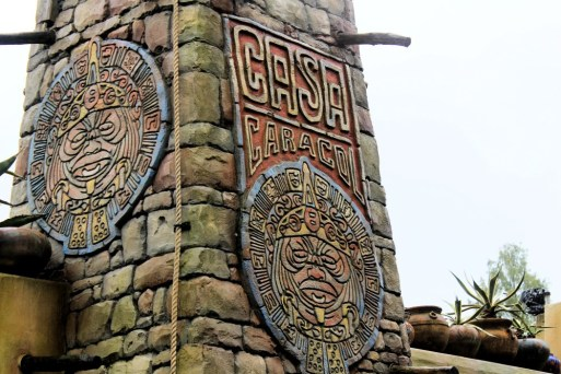 Efteling - Mexico !