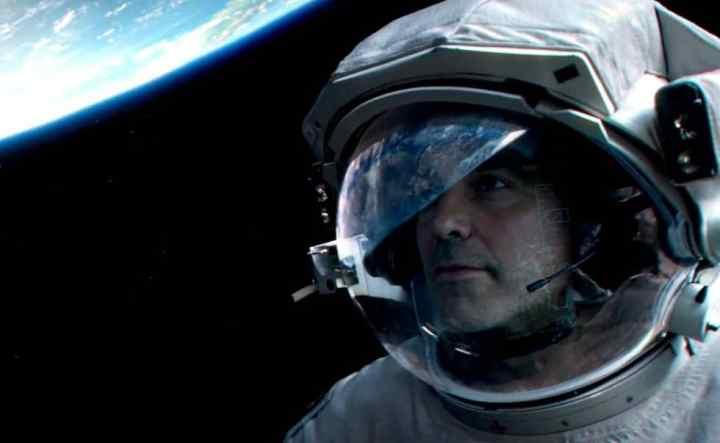 George Clooney dans l'espace. What else ?