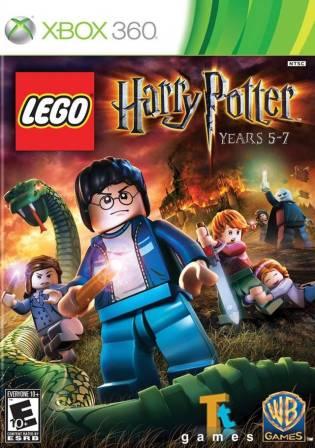 Lego Harry Potter 2 - Xbox 360 - 2011