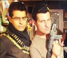 Bertrand Amar et Marcus
