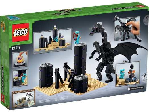 Lego Minecraft Dragon Ender