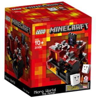Lego Minecraft : Le Nether
