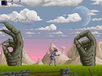 Shadow of the Beast (Amiga)