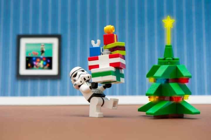 Stormtrooper de Noël
