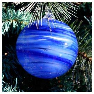 Boules de Noël - Planètes du système solaire (4)