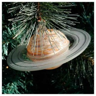 Boules de Noël - Planètes du système solaire (5)