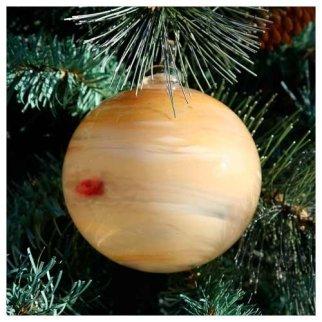 Boules de Noël - Planètes du système solaire (6)