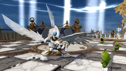 Skylanders Knight Light