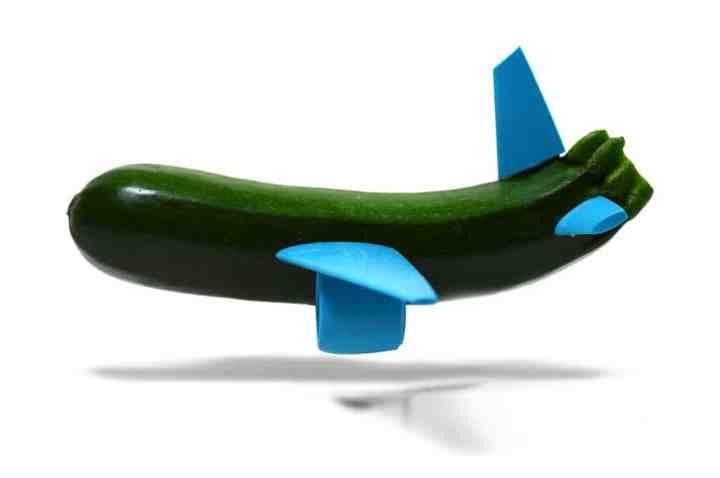 Concombre avion