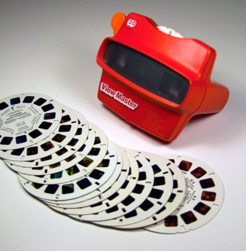 Le View-Master old-school