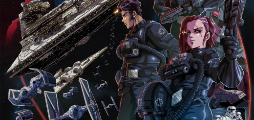 TIE Fighter : Star Wars en dessin animé