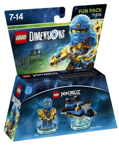 Figurines Lego Dimensions (3)