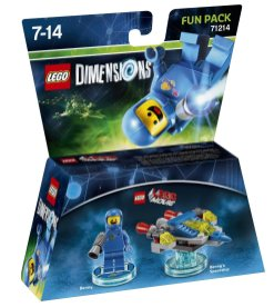 Figurines Lego Dimensions (5)