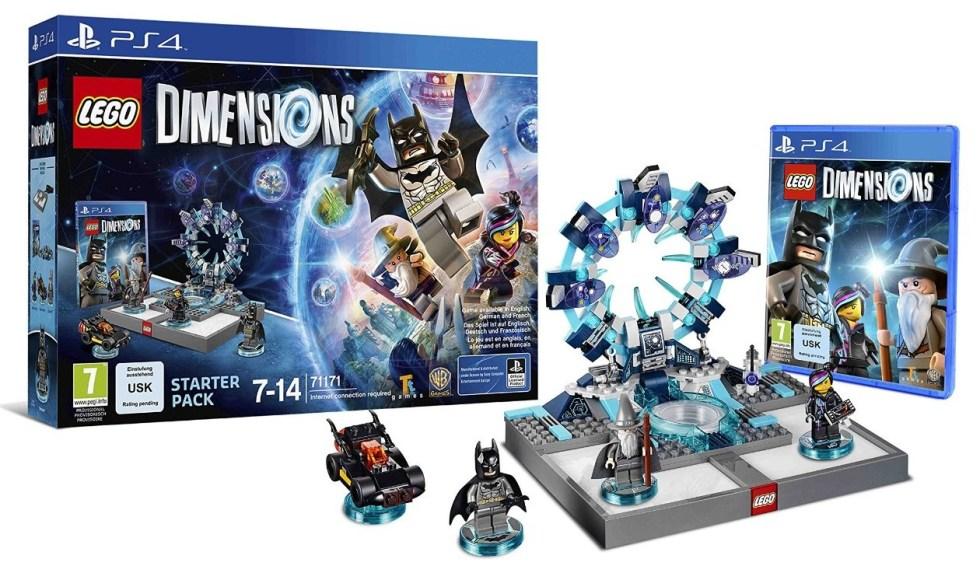 Pack de Démarrage Lego Dimensions PS4