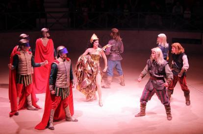 Gaulois-Romains : le Match