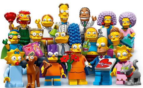 Lego Simpsons Série 2
