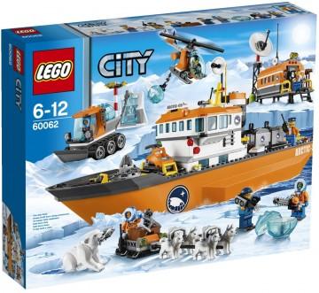 Brise-glace Arctique Lego