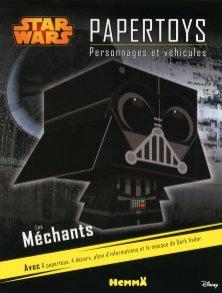 Coloriages et Papertoys Star Wars Hemma (4)