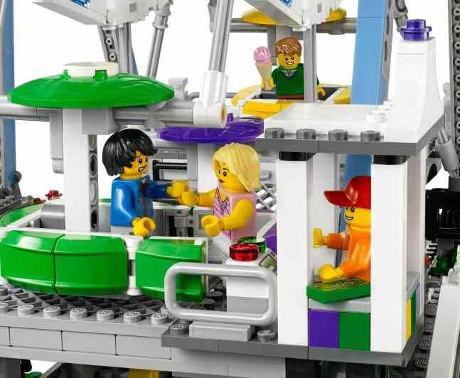 Grande Roue Lego (14)