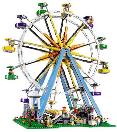 Grande Roue Lego (4)