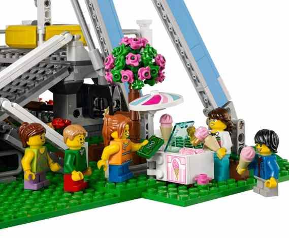 Grande Roue Lego (8)