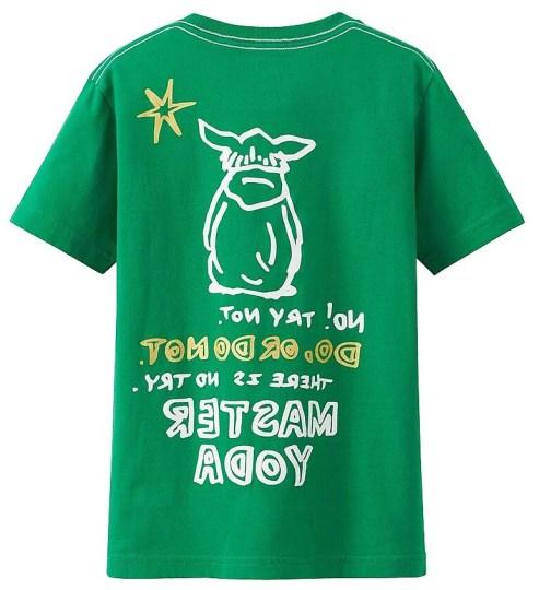 T-Shirt Star Wars Uniqlo Enfant (9)