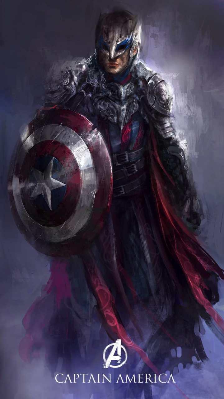 Avengers - Dark Fantasy (2)