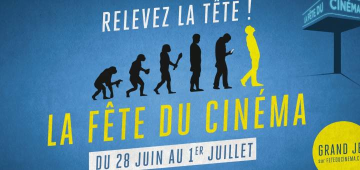 Fête du Cinéma 2015