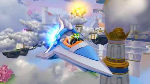 Skylanders SuperChargers_Sky Slicer and Stealth Elf 1