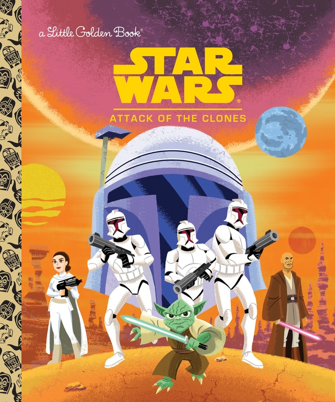 Star Wars, Attack of the Clones, 9780736435468.m