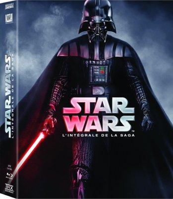 Star Wars - Intégrale Blu-Ray 2015