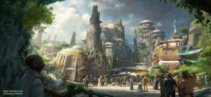 Star Wars Disneyland (1)