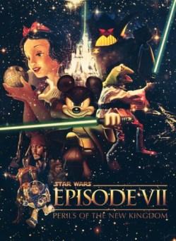 Star Wars Episode VII - Perils of the New Kingdom