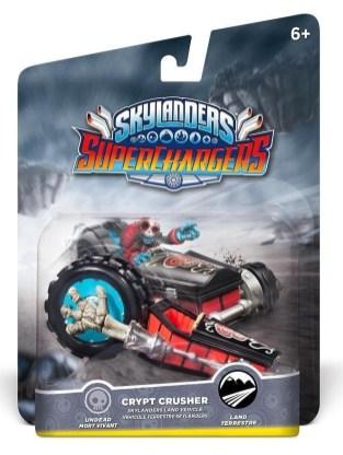 Skylanders SuperChargers - Véhicule